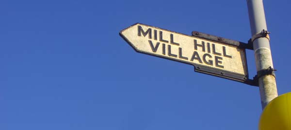 Mill Hill Rocks :)